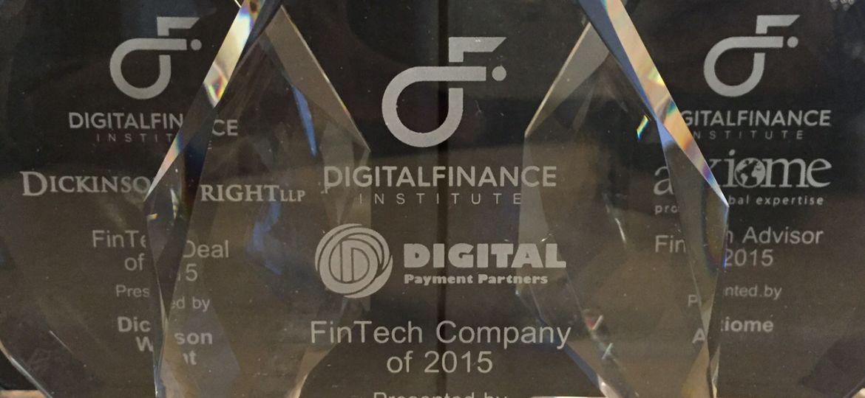 2015 FinTech Awards